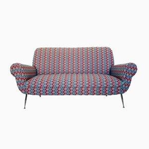 Mid-Century Italian 3-Seater Sofa, 1950s