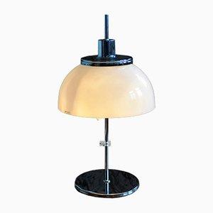 Lámpara hongo de Harvey Guzzini, años 70