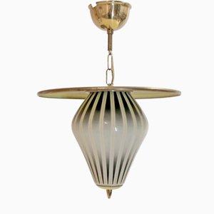 Norwegische Deckenlampe von Elegant Lighting, 1960er