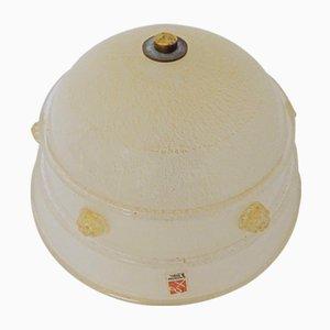 Lámpara de techo de Ercole Barovier para Barovier & Toso, años 60