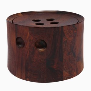 Rosewood Ice Bucket by Jens Quistgaard, 1960s