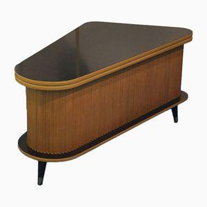 Table avec Bar Intérieur de Rohde Qualitätsmöbel, 1950s