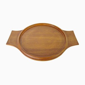 Mid-Century Danish Teak Tray by Jens Quistgaard for Dansk Design, 1960s