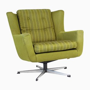 Danish Swivel Chair from Skjold Sørensen, 1960s