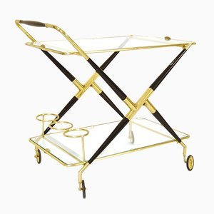 Mid-Century Italian Serving Trolley, 1950s