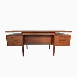 Teak Desk from Dyrlund, 1962