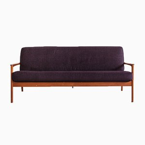 Vintage Swedish Sofa by Folke Ohlsson for Dux, 1960s