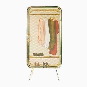 Harold Cabinet Gold_S by Jesse Visser, 2018