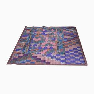 Italienischer Vintage Teppich von Saporiti Italia, 1980er