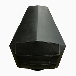 Chimenea 5005 Mid-Century moderno de acero de Don-Bar Design, años 70