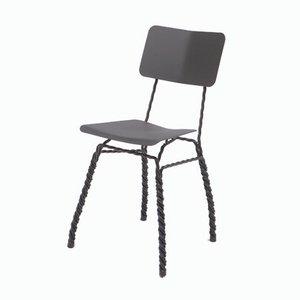 Chaise Torsadée par Ward Wijnant