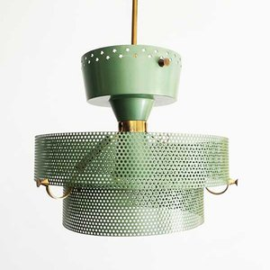 Lampe à Suspension, Italie, 1960s