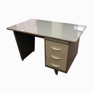 Grey Spanish Desk, 1970s