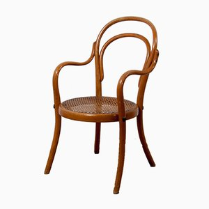 Art Nouveau Children's Chair No 1 from Thonet