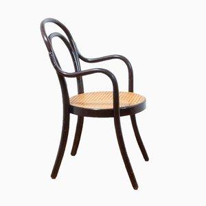 Vintage Nr. 1 Kinder Armlehnstuhl aus Bugholz von Thonet