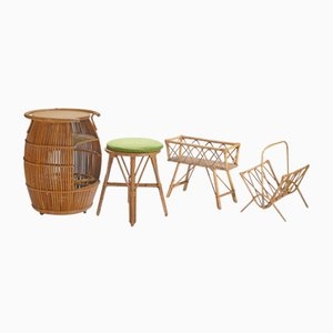 Mobilier de Jardin par Adrien Audoux & Frida Minet, 1950s