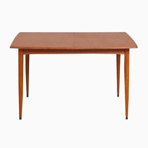 Vintage Extendable Dining Table from Swiss Teak