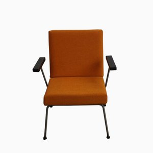 Vintage 415 Lounge Chair by Wim Rietveld from Gispen, 1950s