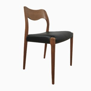 Chaise de Salon par Niels O. Møller, 1960s