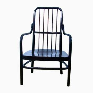 Art Déco Nr. A63/F Armlehnstuhl von Josef Frank für Thonet