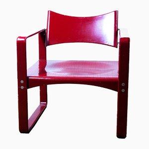 Vintage Sessel des Modells 270 von Verner Panton für Thonet