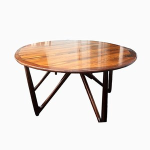 Rosewood Dining Table by Kurt Østervig for Jason Møbler, 1964