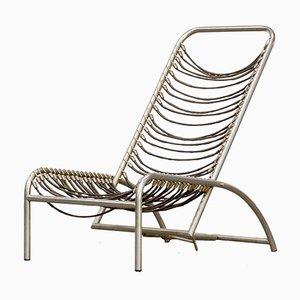 Sandow Stuhl von René Herbst für Formes Nouvelles, 1950er