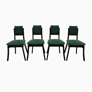S11 Chairs by Angelo Mangiarotti for Sorgente Del Mobile, 1972, Set of 4