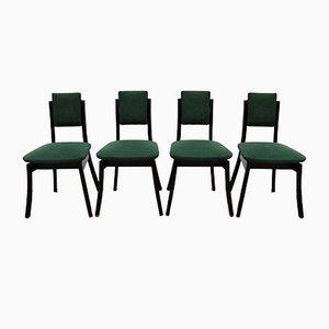 S11 Stühle von Angelo Mangiarotti für Sorgente Del Mobile, 1972, 4er Set