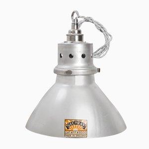 Lámpara colgante vintage de GECoRAY
