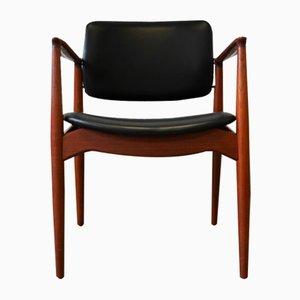Silla de escritorio 67 de Erik Buch para Orum Mobelfabrik, años 60