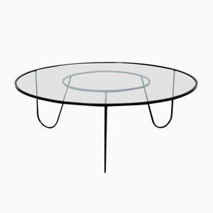 Table Basse Bellevue Vintage par Mathieu Matégot