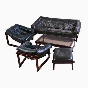 Brasilianisches Wohnzimmer Set von Percival Lafer für Lafer Furniture, 1960er