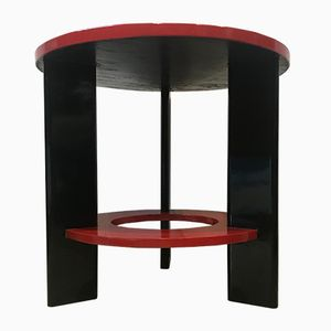 Table Basse Vintage Futuriste Spruce par Osvaldo Borsani