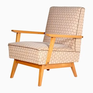 Sycamore Club Chairs, 1950s, Set of 2