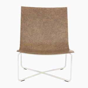 Low Chair 2003 di Maarten Van Severen & Fabian Schwaerzler per Pastoe, 2003