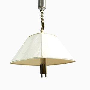 Lámpara colgante estilo Hollywood Regency, años 80