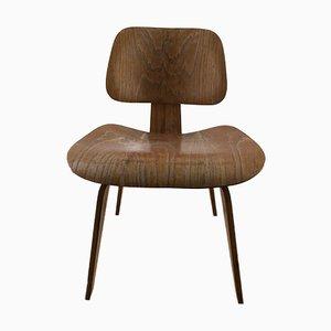 DCW Stuhl von Charles & Ray Eames für Evans, 1950er