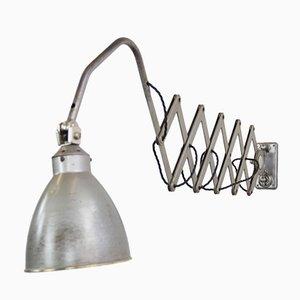 Grande Lampe Ciseaux Industrielle d'AGI, 1930s