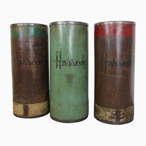 Large Harrods Textile Bin from Kennet, 1930s