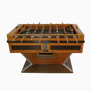 French Foosball Table from Finale, 1930s