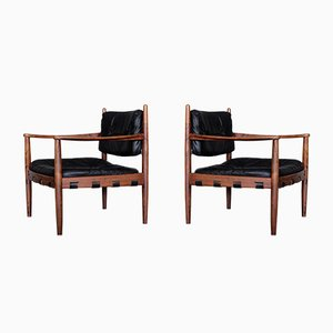 Cadett Easy Chairs by Eric Merthen, 1960s