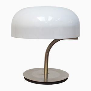 Mid-Century Table Lamp by Giotto Stoppino for Valenti Luce, 1970s