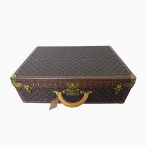 Valigia Alzer 65 vintage con monogramma di Louis Vuitton