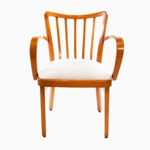 Mid-Century Armlehnstuhl von Josef Frank für Thonet