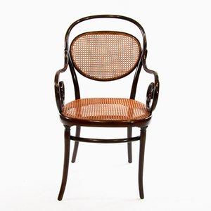 Antiker Armlehnstuhl Nr. 11 aus Bugholz von Thonet