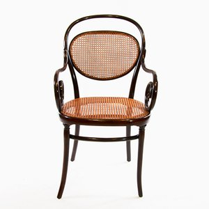 Antique No. 11 Bentwood Armchair from Thonet