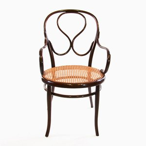 Antique No. 20 Bentwood Armchair from Thonet