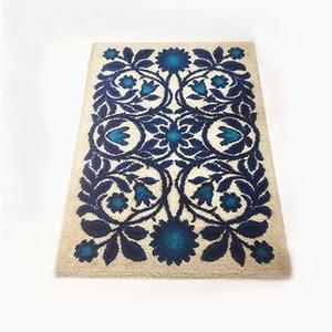 Niederländischer Vintage Rya Teppich von Bergoss, 1970er