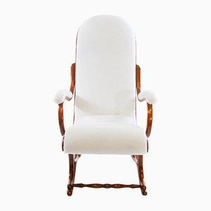 Vintage Bugholz Armlehnstuhl Nr.1 von Thonet
